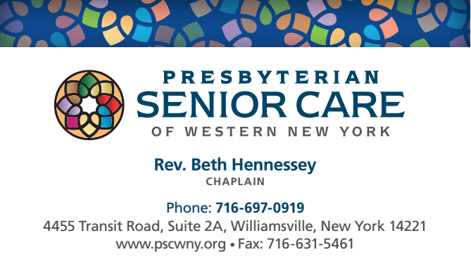 PSC of WNY - Business Card