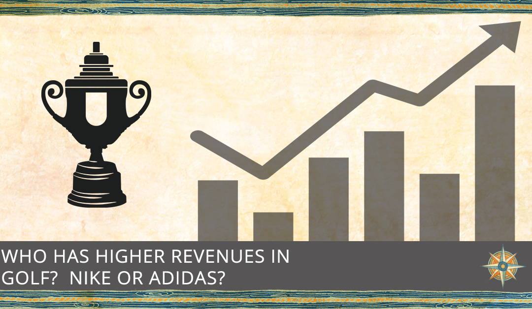 Who sells more golf clubs… Nike or Adidas?