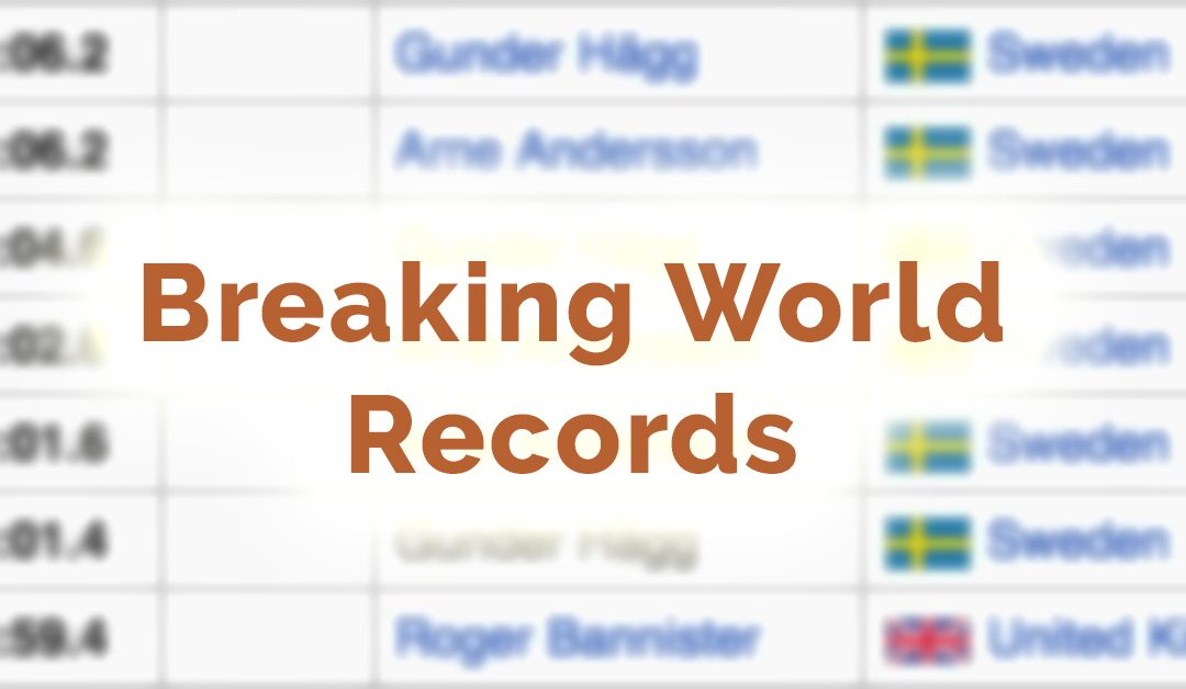 World Records Broken 2016 Olympics